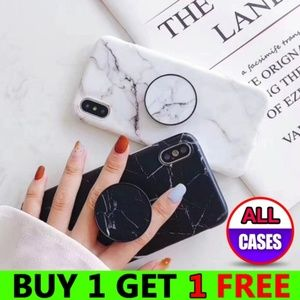 best service 5e782 5d012 Accessories - iPhone Max XR XS X 78 Plus Marble Case